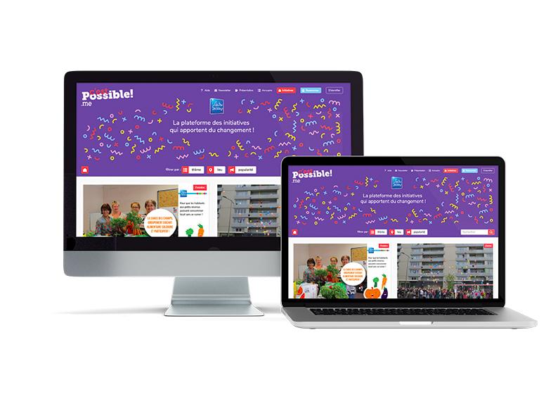 Développer une plateforme numérique de partage d'expériences