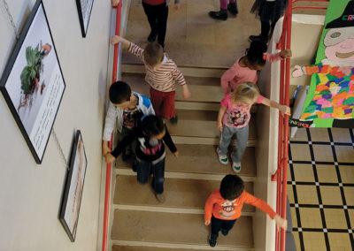 Faire contribuer les usagers d'un centre social à sa rénovation